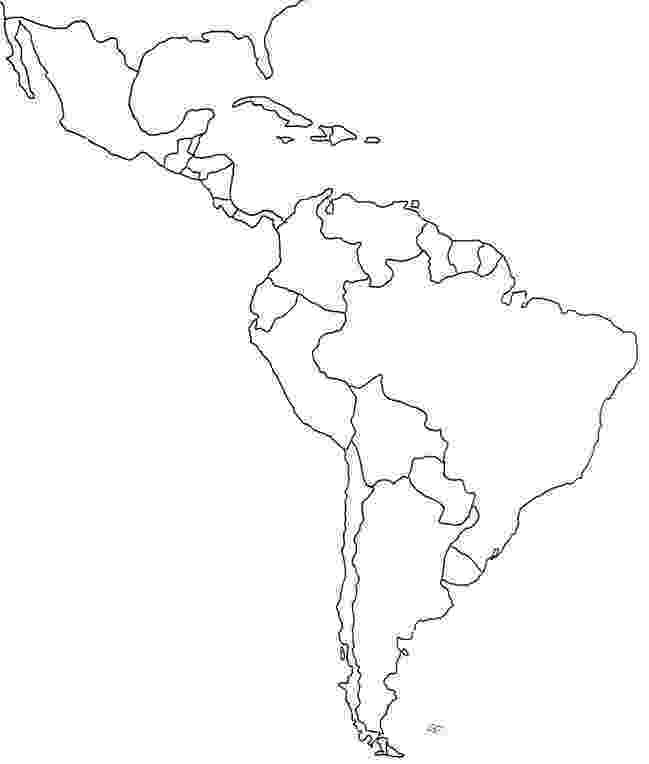 blank map of central america blank map of the caribbean and travel information of blank america central map