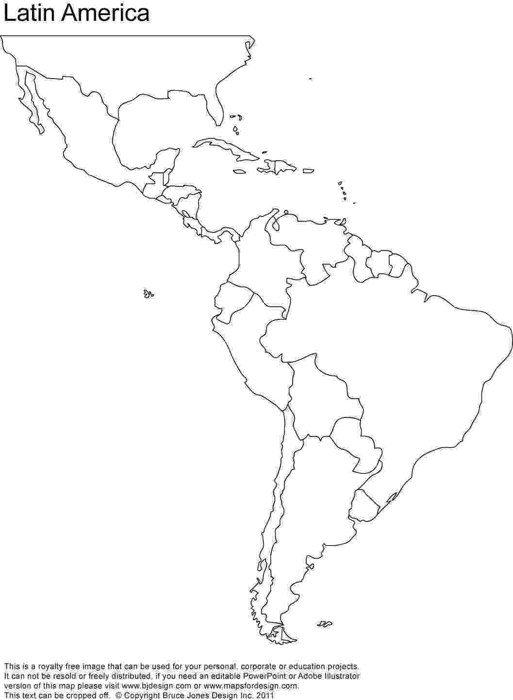 blank map of central america central america quiz by mitchell14 blank of map america central