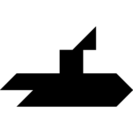 boat tangram boat tangram boat tangram