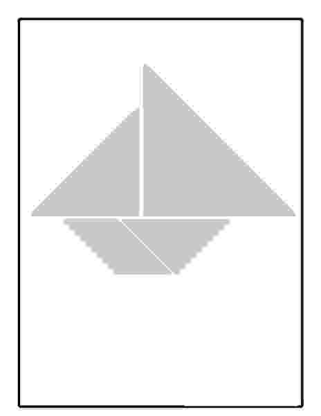 boat tangram tangram puzzles boat tangram lesson boat tangram