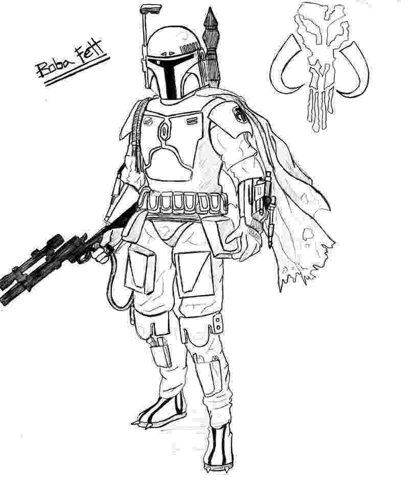boba fett coloring page 10 amazing boba fett coloring pages for your little ones fett page boba coloring