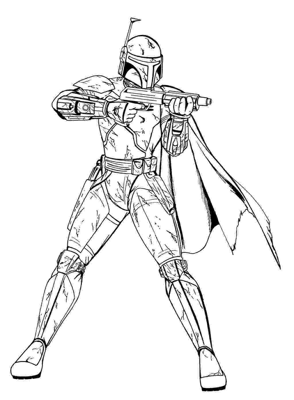 boba fett coloring page star wars coloring pages 2018 dr odd coloring boba fett page