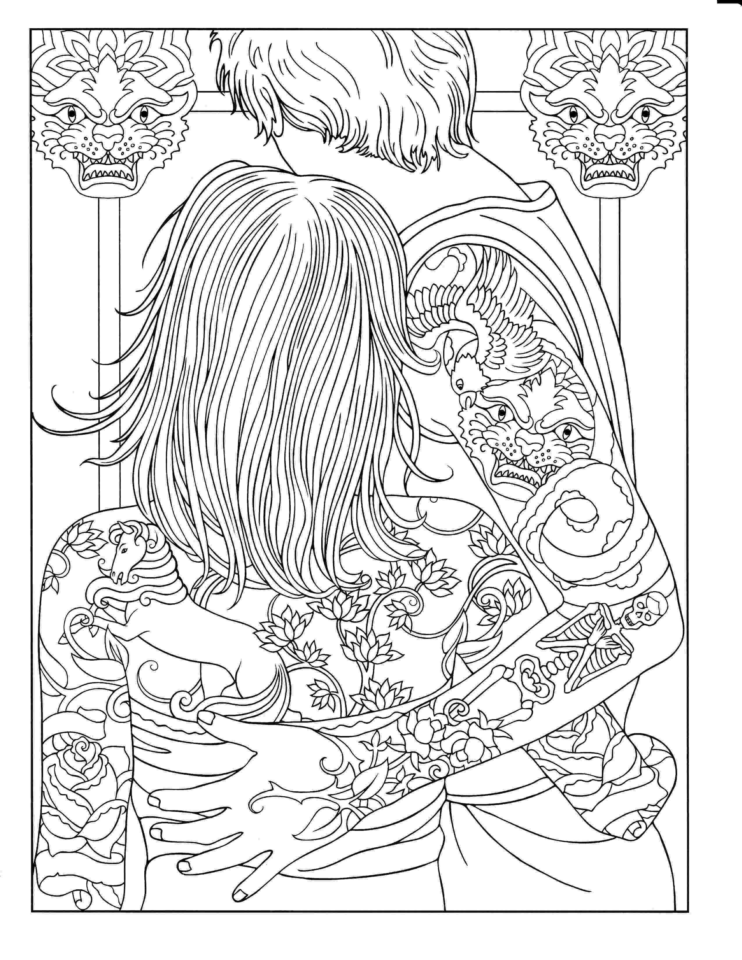 body art coloring book 17 best images about body art coloring pages on pinterest body coloring book art