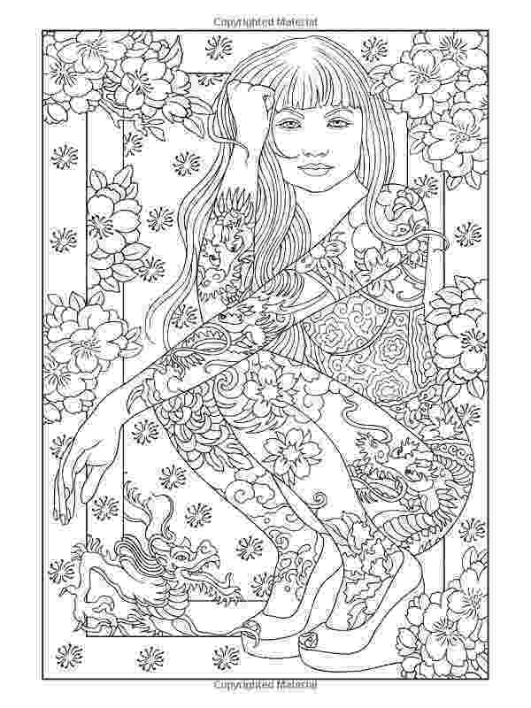 body art coloring book 97 best body art tattoo coloring pages for adults images coloring book art body
