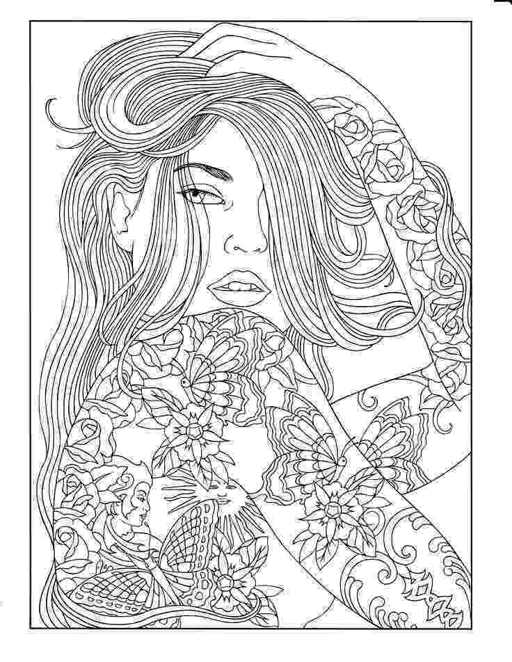 body art coloring book printable coloring page body art coloring pages coloring body art book