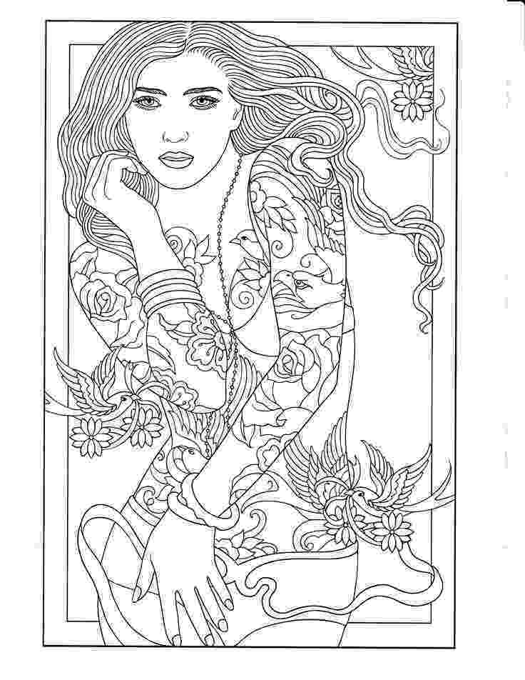 body art coloring book welcome to dover publications book body coloring art