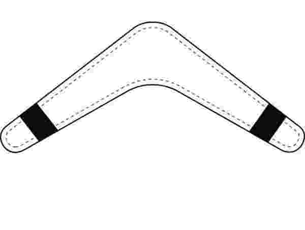 boomerang pictures to color picture of boomerang coloring page picture of boomerang boomerang color pictures to