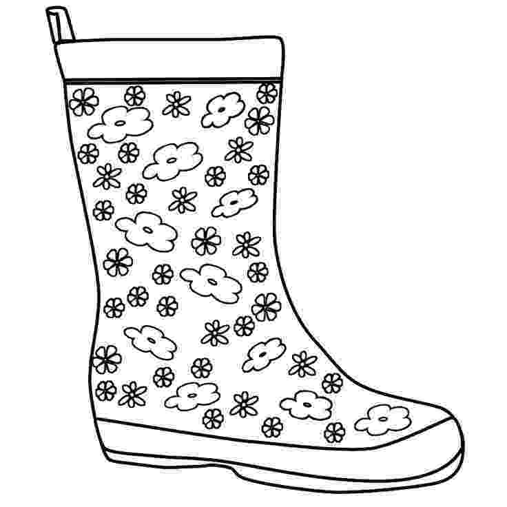 boot coloring pages coloring pages for boots coloring home boot coloring pages