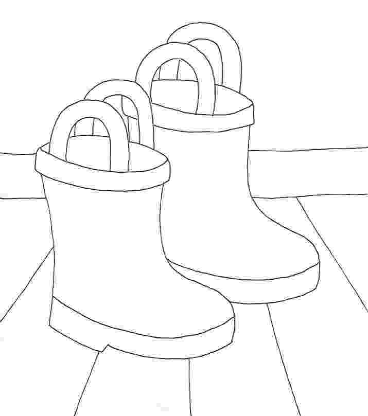 boot coloring pages winter boots coloring page coloring pages photo boots boot pages coloring