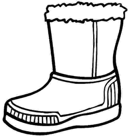boot coloring pages winter boots sky coloring page coloring pages coloring boot pages coloring