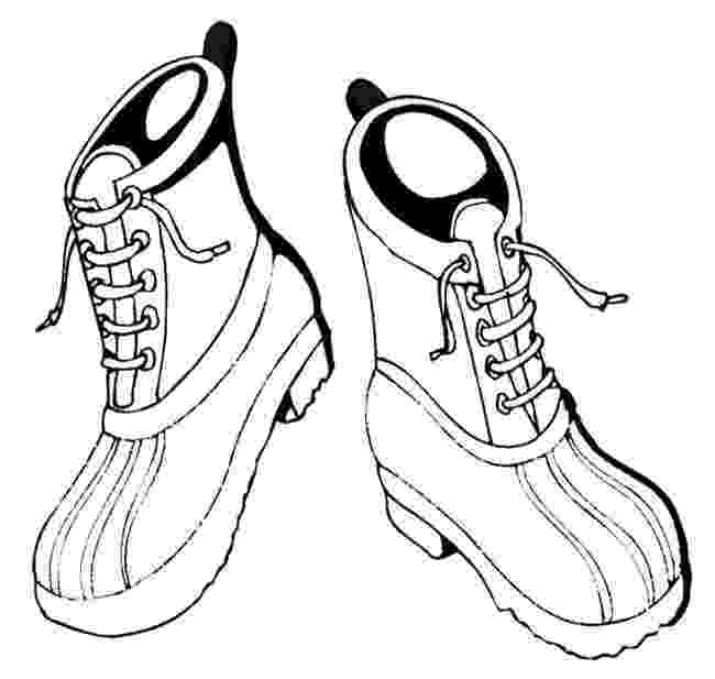 boots coloring page winter boots large coloring page coloring pages coloring boots page