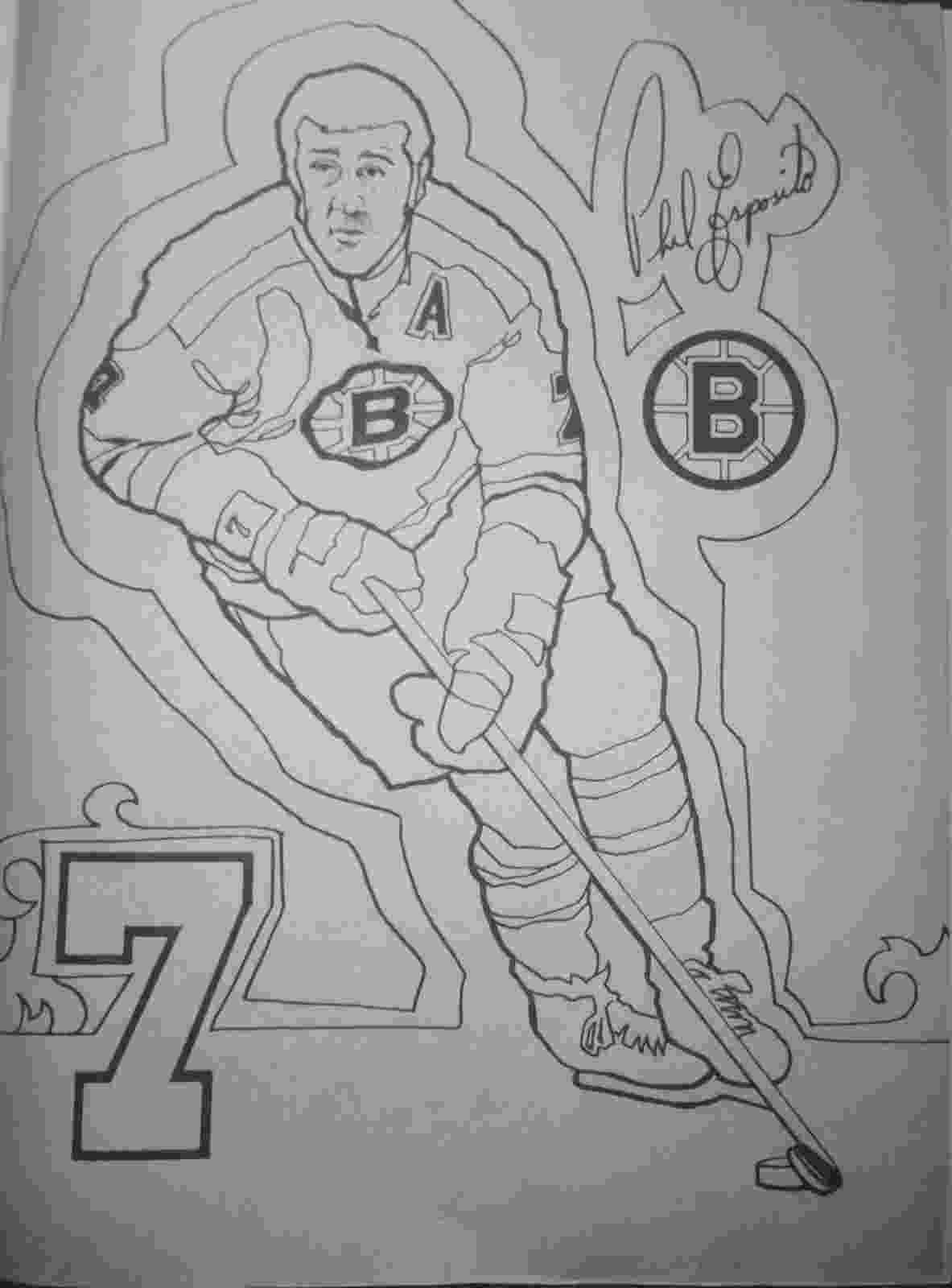 boston bruins coloring pages nitzy39s hockey den boston bruins 1972 coloring book pages boston coloring bruins