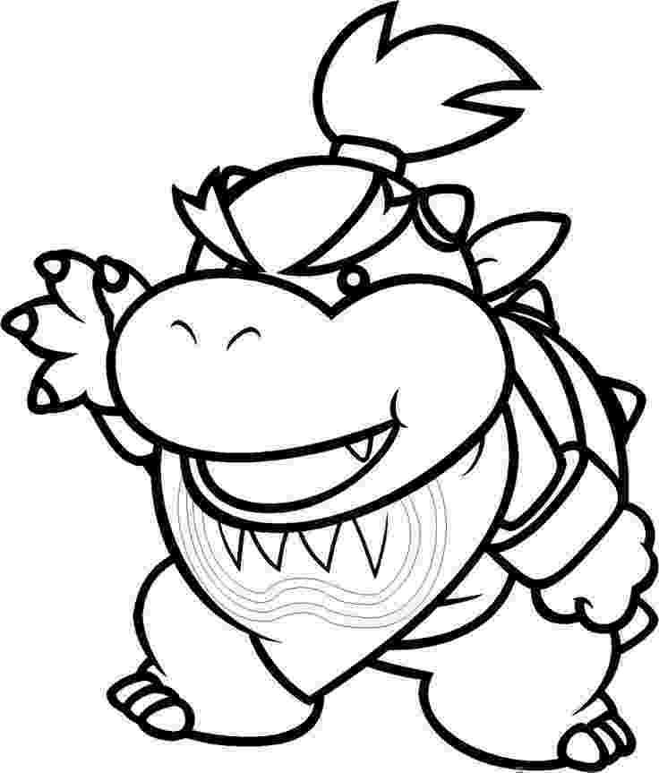 bowser picture bowser drawing at getdrawingscom free for personal use picture bowser