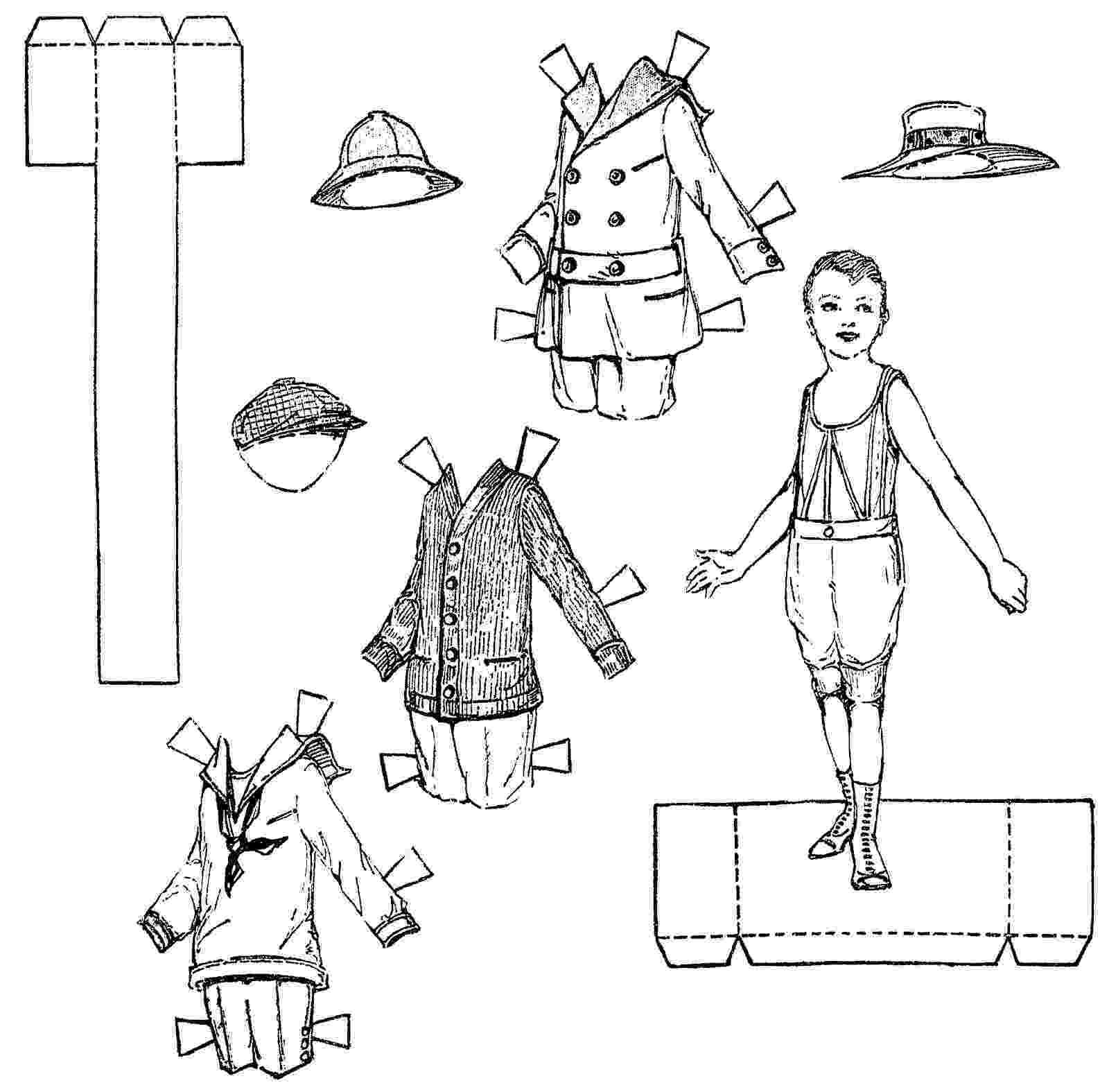 boy paper dolls 1101 best paper dolls marisole monday and friends images dolls paper boy