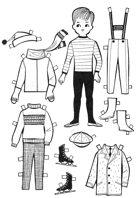 boy paper dolls paper doll template best coloring pages for kids paper dolls boy