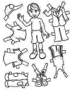 boy paper dolls paper dolls to print and color paper boy dolls