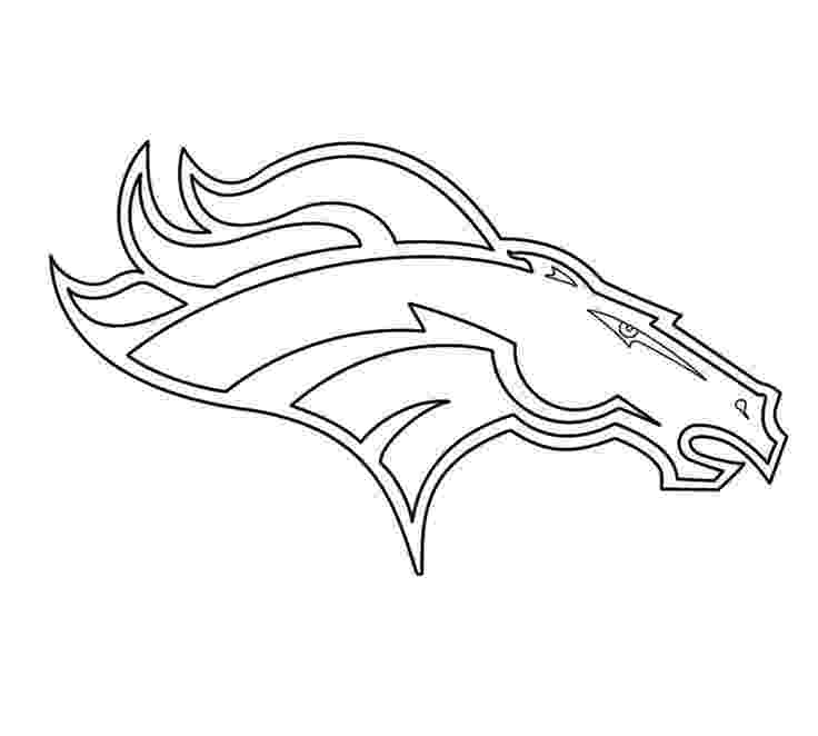 broncos coloring page denver broncos coloring pages coloring home coloring broncos page