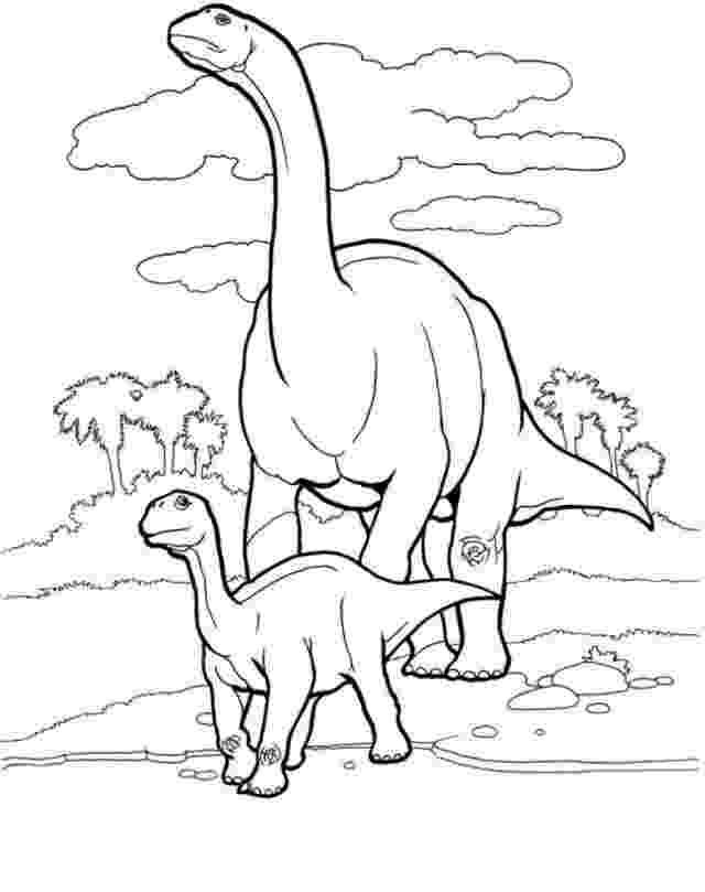 brontosaurus coloring page apatosaurus 000 dinosaur coloring pages dinosaur brontosaurus page coloring