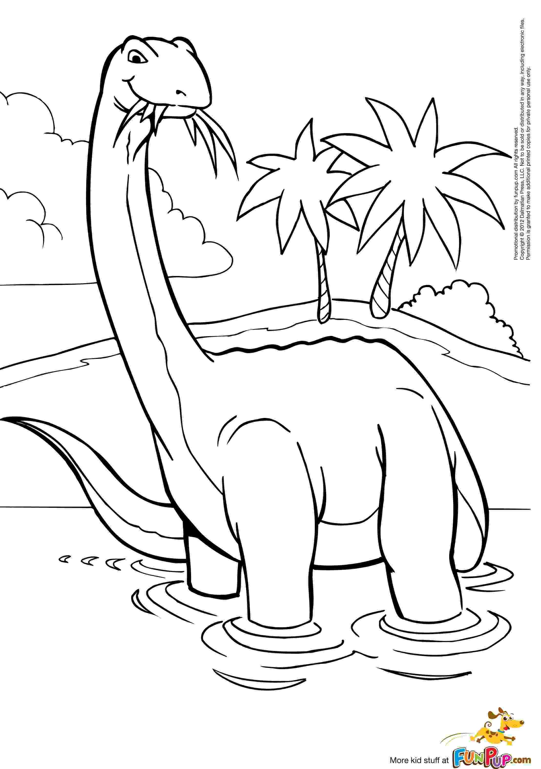 brontosaurus coloring page brontosaurus coloring pages getcoloringpagescom brontosaurus coloring page
