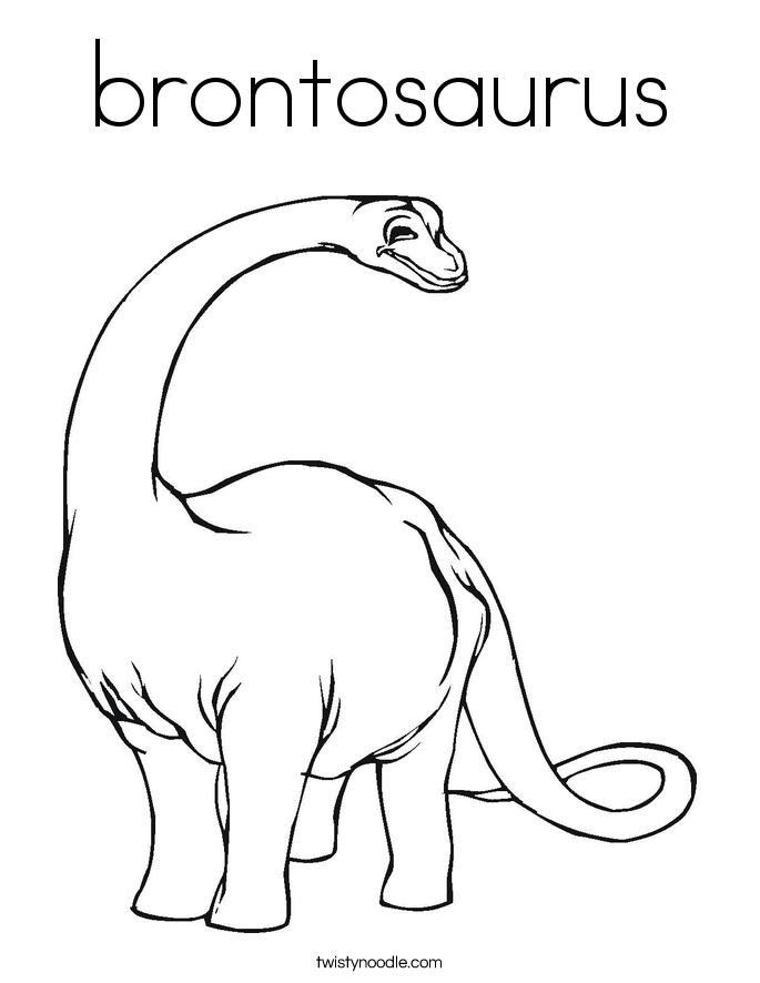 brontosaurus coloring page brontosaurus coloring pages getcoloringpagescom page brontosaurus coloring