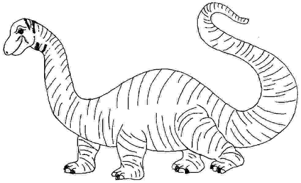 brontosaurus coloring page brontosaurus coloring pages getcoloringpagescom sketch page coloring brontosaurus