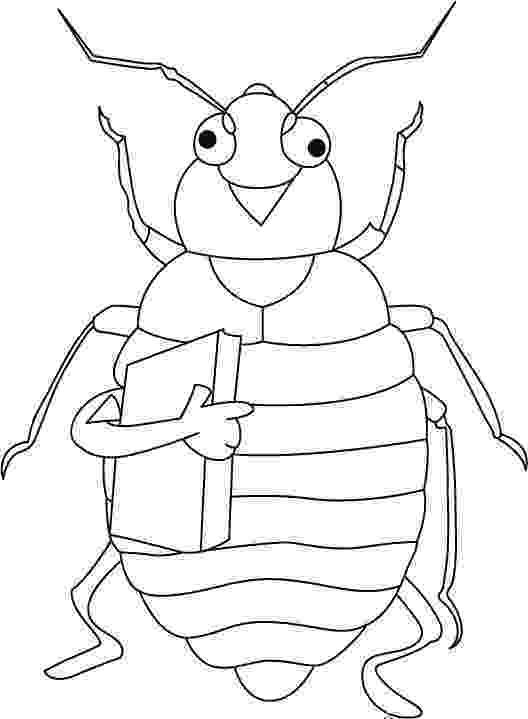 bugs colouring pages kid39s corner abc pest control pest control fort myers pages bugs colouring 1 1