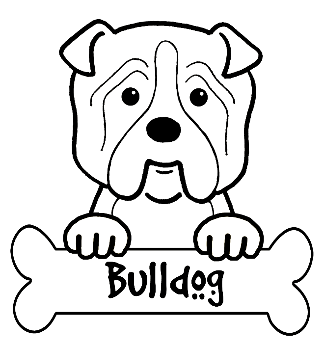bulldogs coloring pages bulldog coloring pages to download and print for free bulldogs coloring pages
