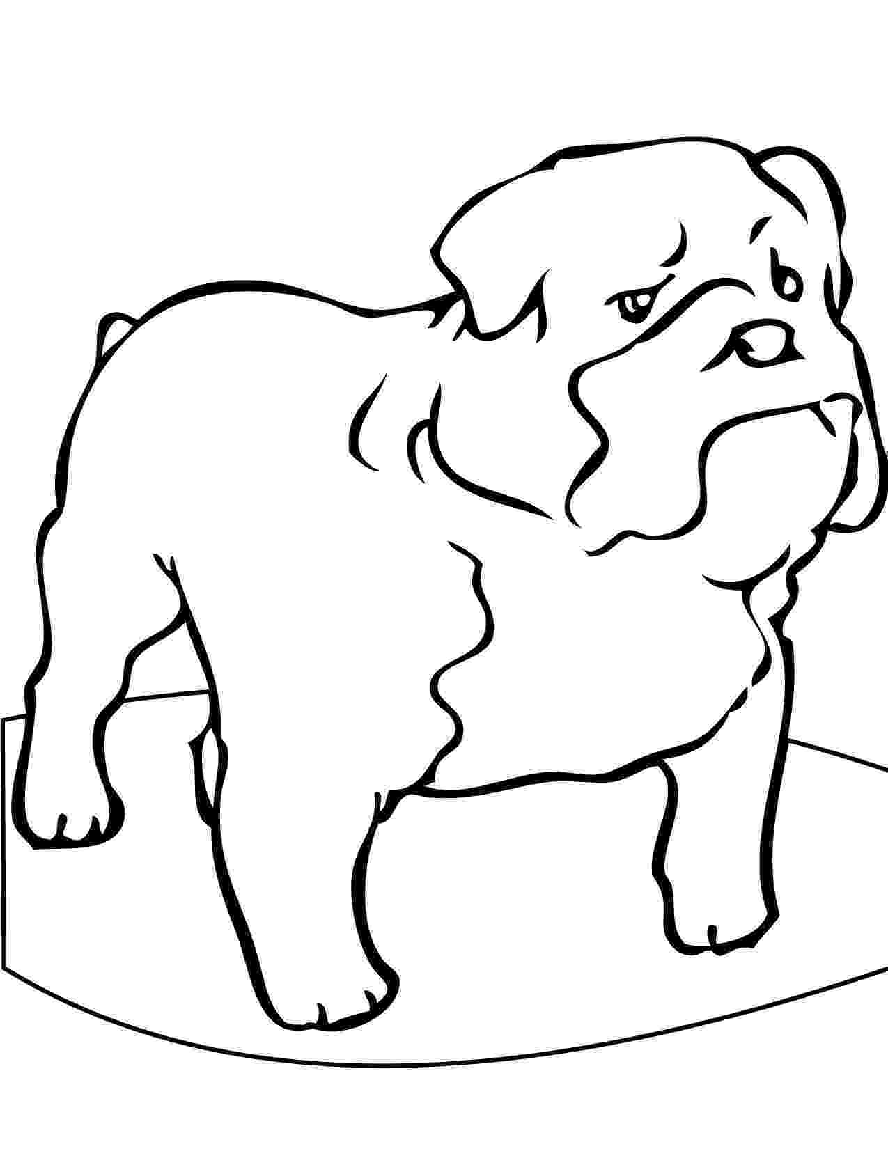 bulldogs coloring pages bulldog coloring pages to download and print for free coloring bulldogs pages 1 1