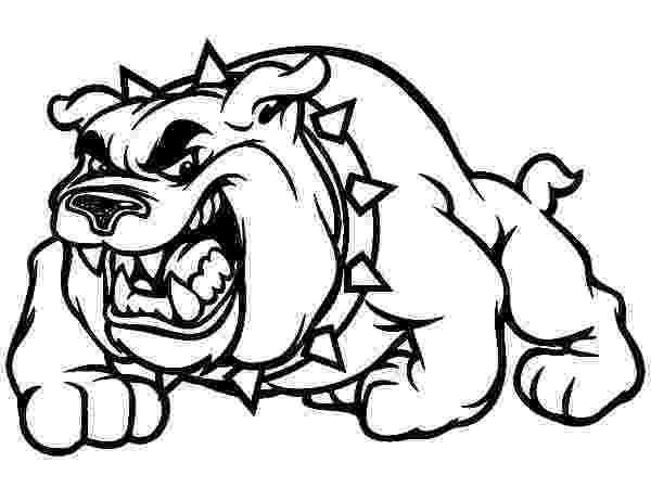 bulldogs coloring pages bulldog coloring pictures coloring home bulldogs pages coloring
