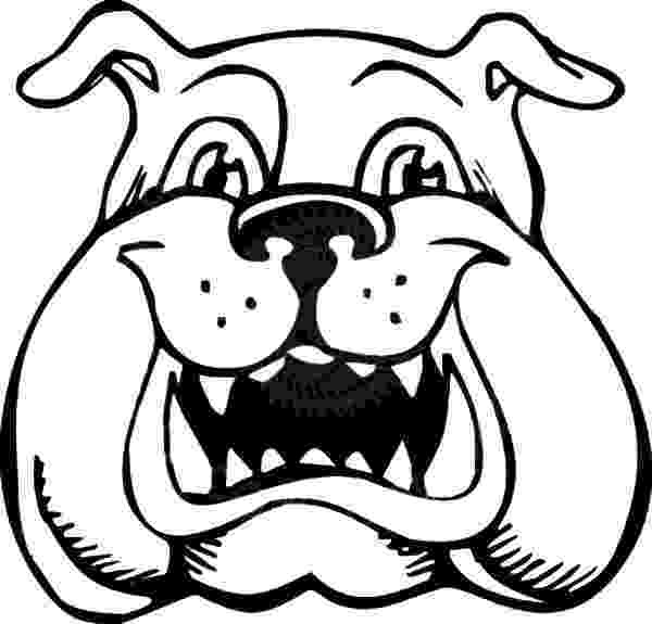 bulldogs coloring pages printable bulldog coloring page free pdf download at http coloring pages bulldogs