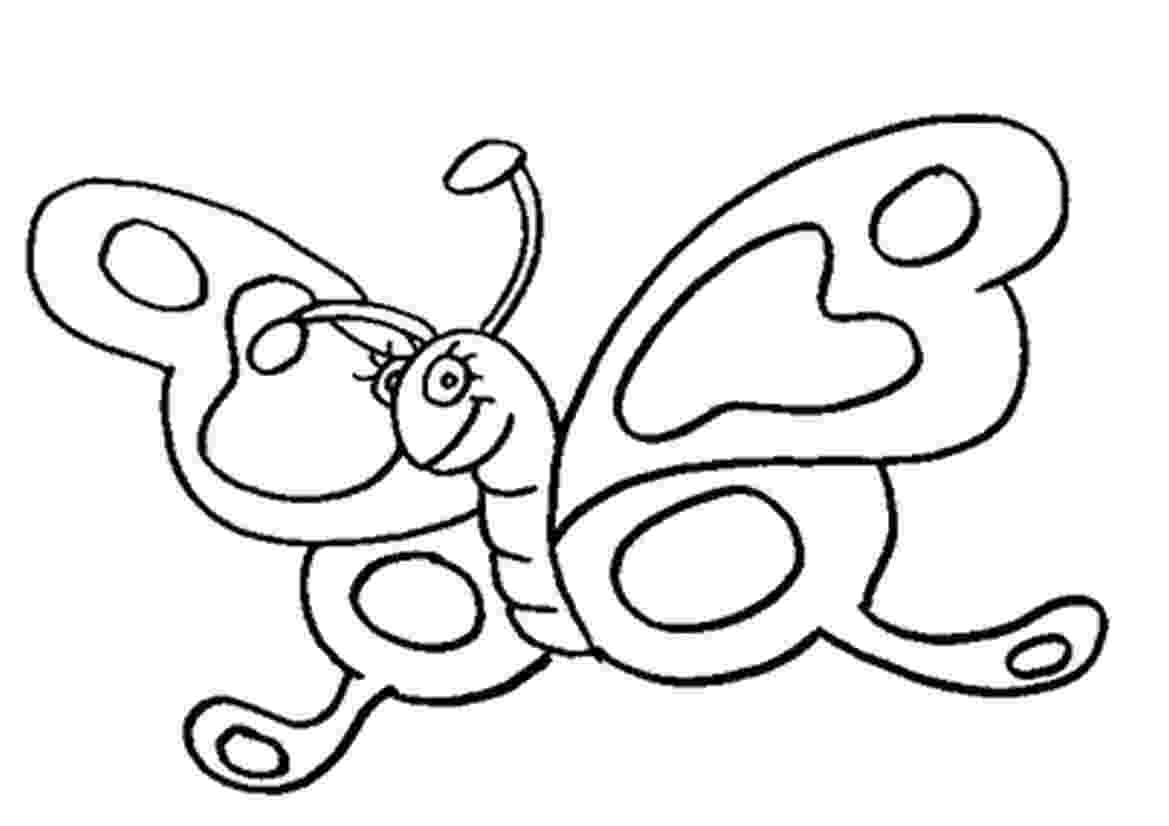 butterflies to color free free printable butterfly coloring pages for kids free butterflies to color
