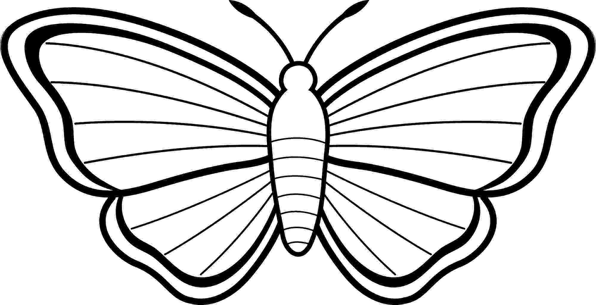 butterfly pictures to color and print free butterfly coloring page and to print color butterfly pictures