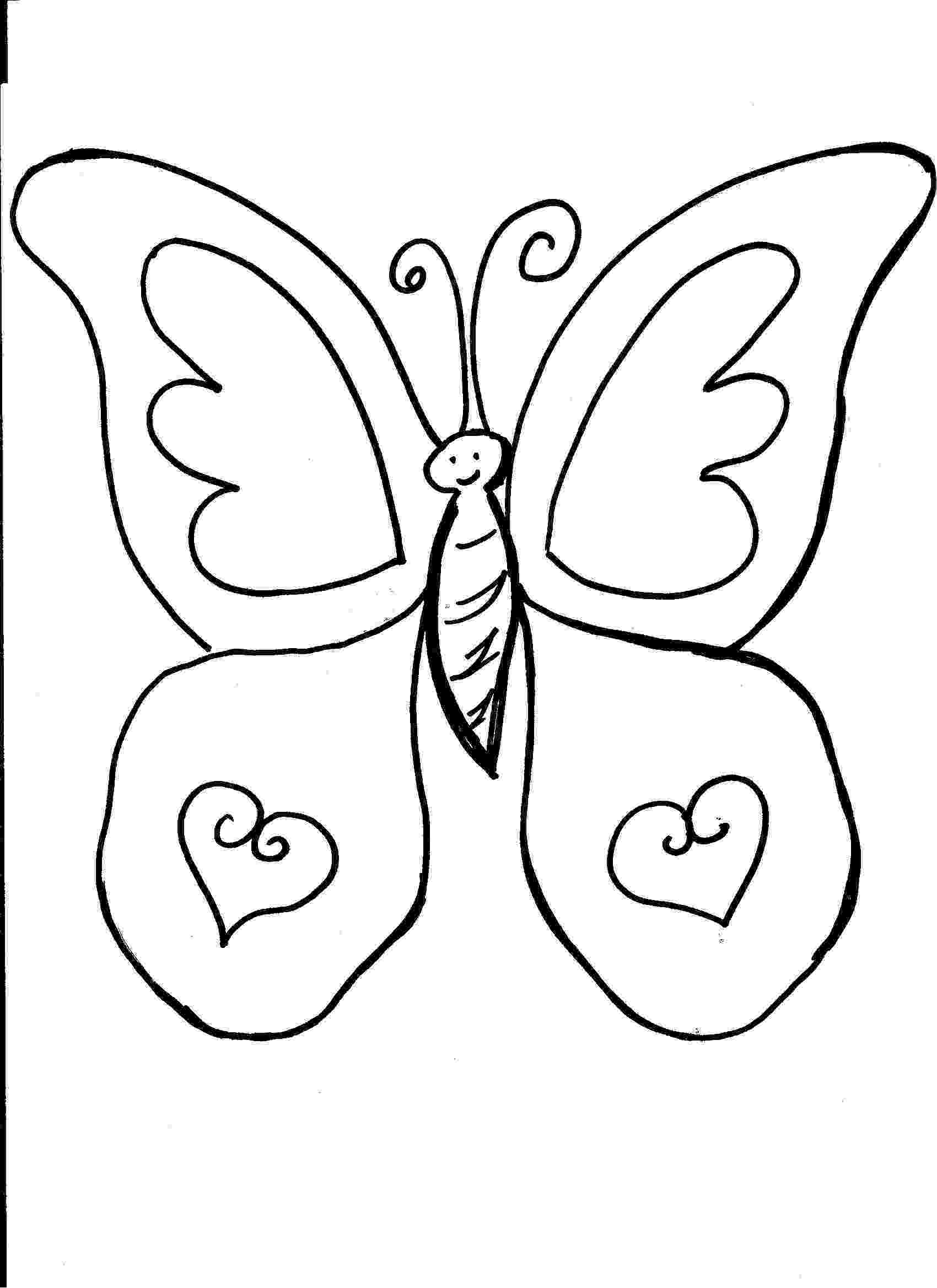 butterfly pictures to color and print printable butterfly coloring pages for kids cool2bkids print pictures to butterfly and color