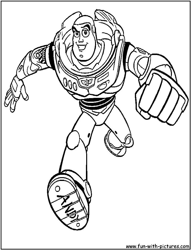 buzz lightyear coloring pages free buzz lightyear is calling toy story kids coloring pages free lightyear pages buzz coloring