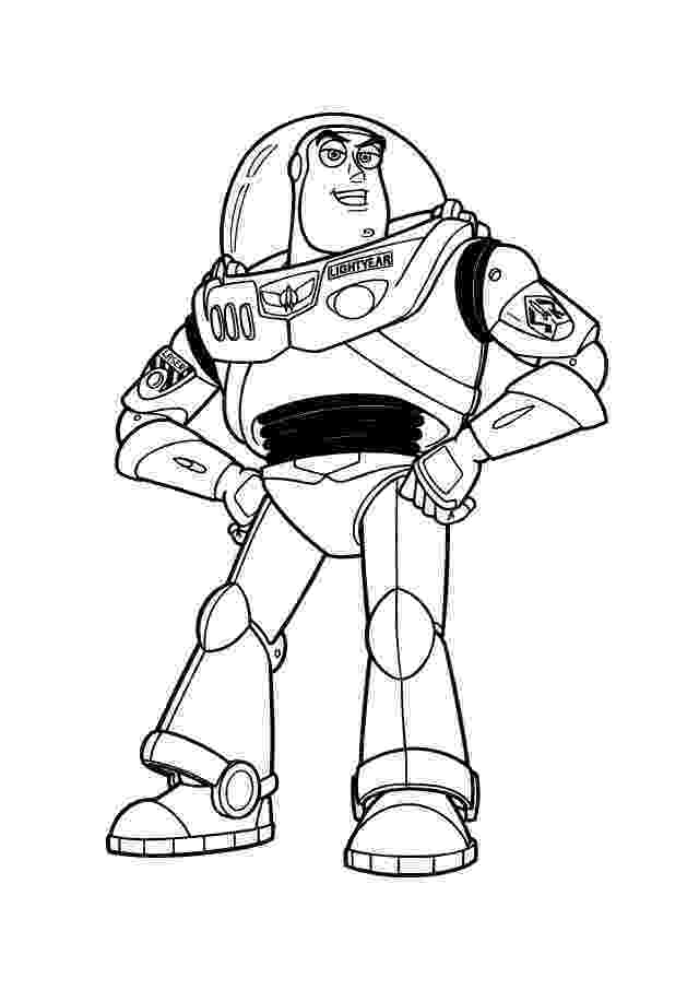 buzz lightyear coloring pages free free printable buzz lightyear coloring pages for kids buzz coloring pages free lightyear