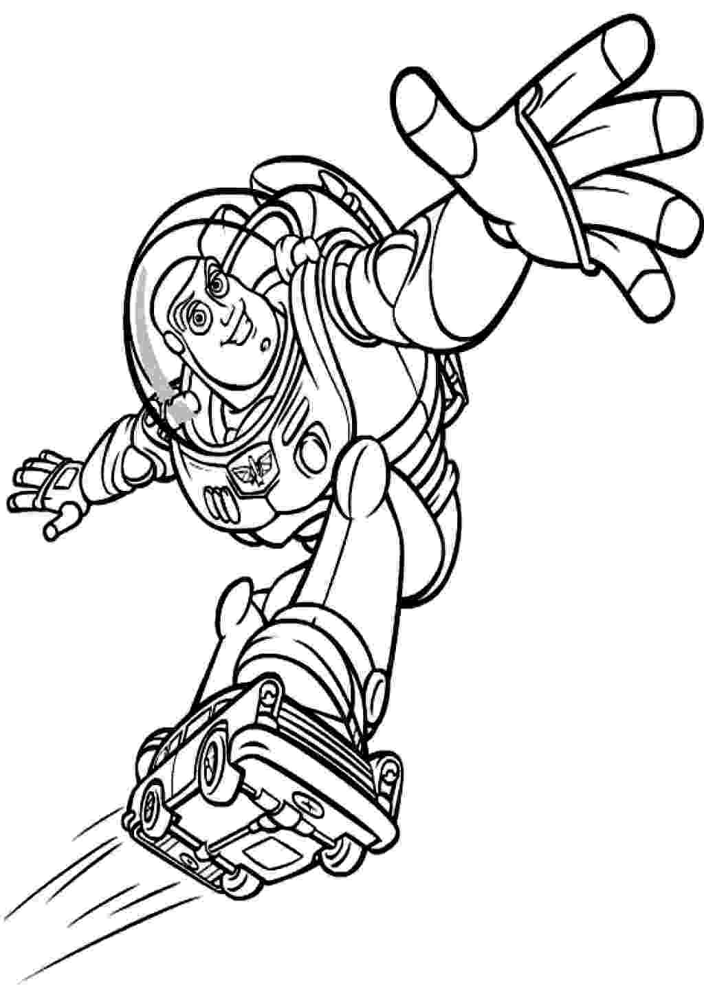 buzz lightyear coloring pages free printable buzz lightyear coloring pages for kids pages buzz coloring lightyear