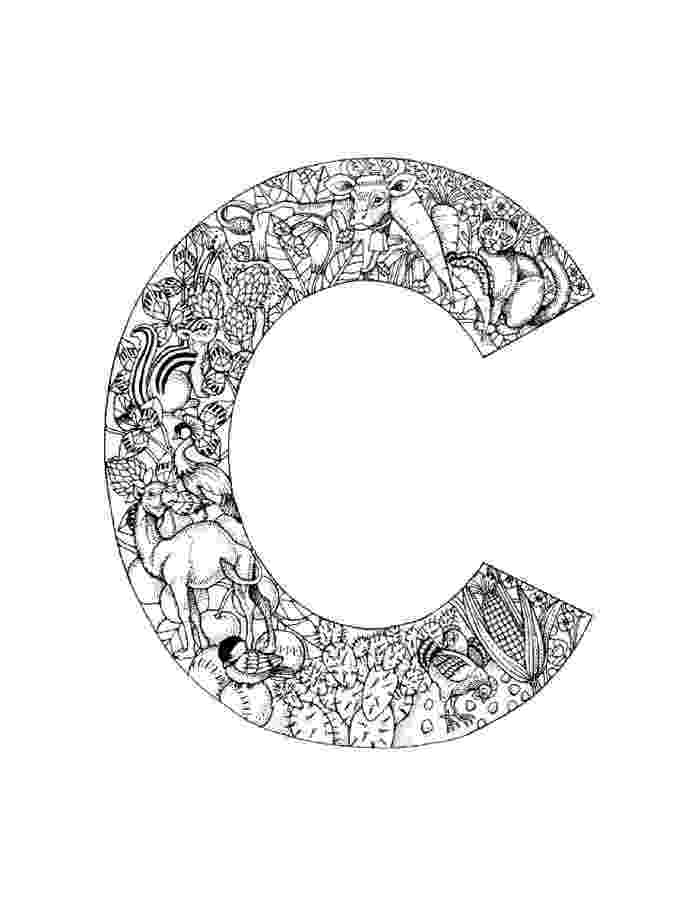 c coloring page alphabet letter c coloring page a free english coloring coloring page c