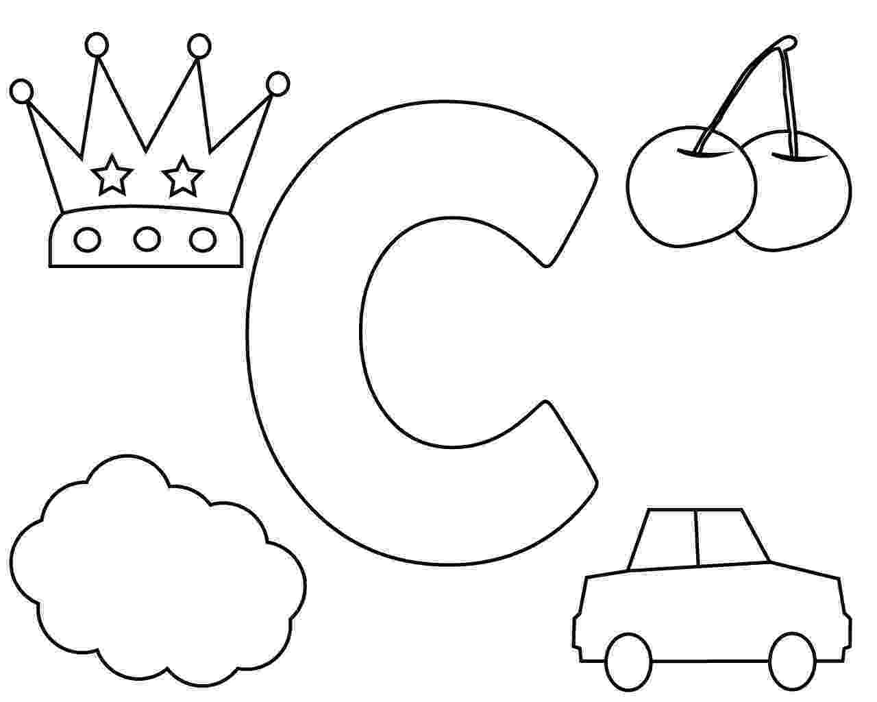 c coloring page letter c coloring pages getcoloringpagescom page coloring c