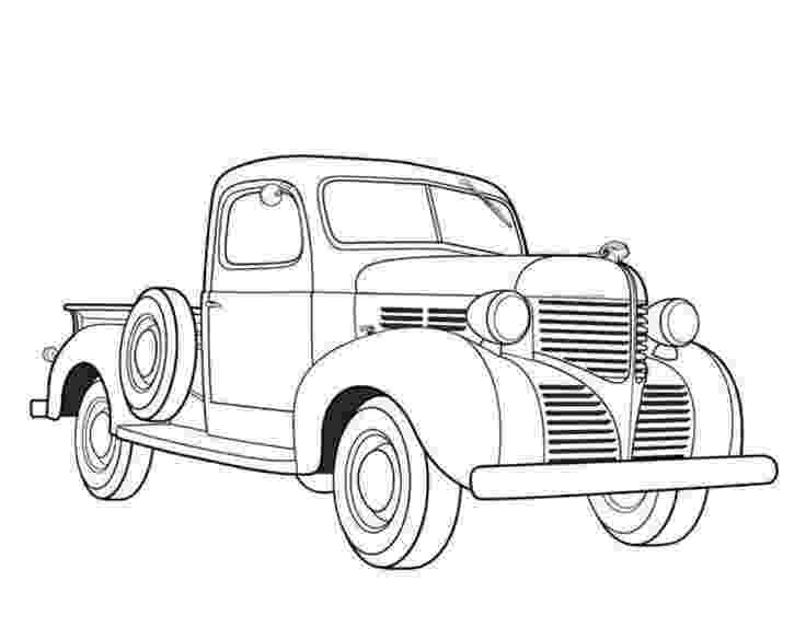 car and truck coloring pages Épinglé sur barbara winslett and car coloring truck pages