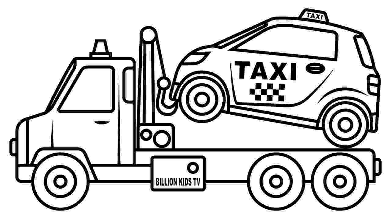 car and truck coloring pages cars and trucks coloring pages at getdrawingscom free car truck pages coloring and