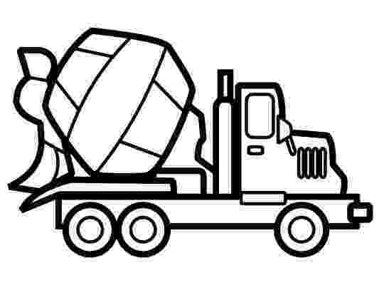 car and truck coloring pages cement truck coloring page loads more trucks and cars to pages car and coloring truck