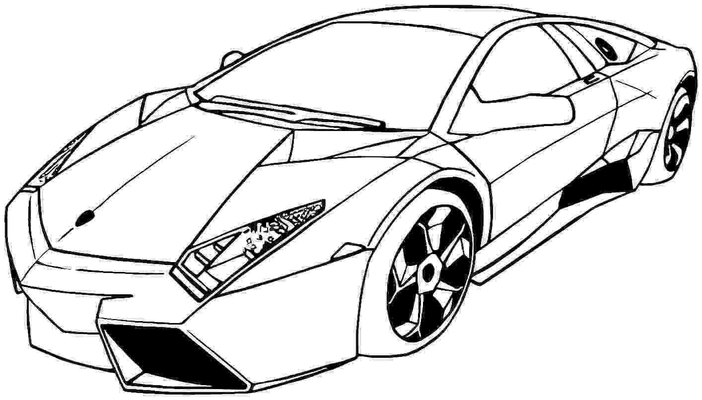 car coloring sheet coloring lamborghini page 3 letmecolor sheet car coloring