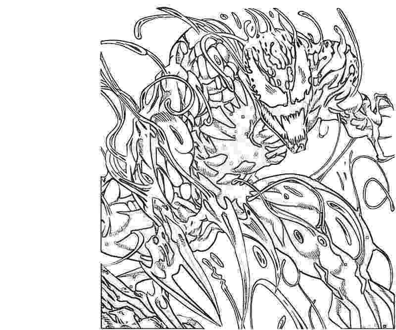 carnage mask carnage coloring pages coloring home mask carnage