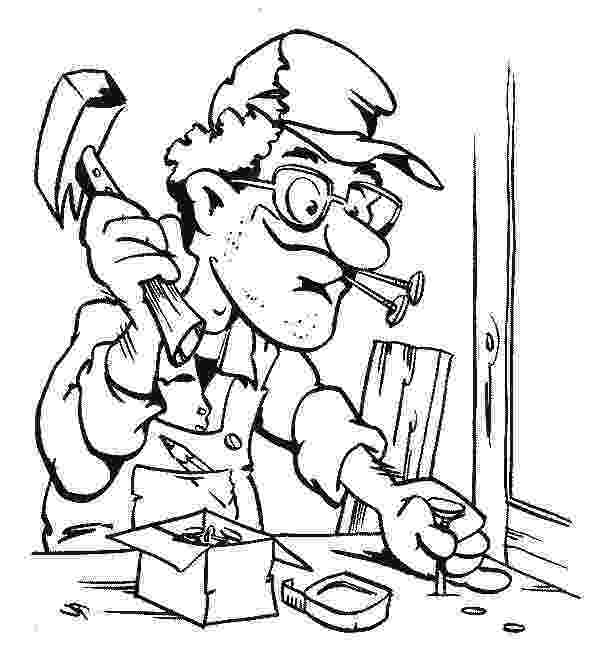 carpenter coloring pages micah39s maintenance and carpentry bald hills brisbane carpenter pages coloring