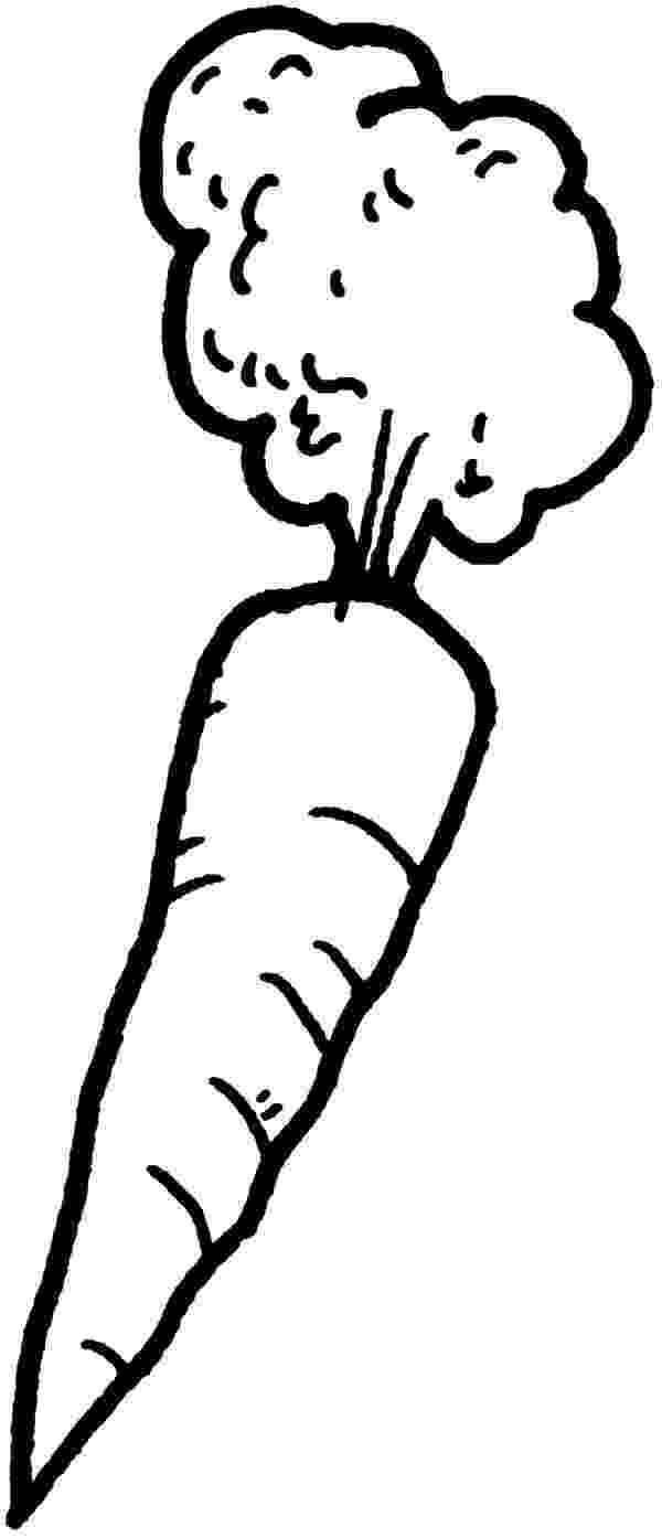 carrot coloring picture carrot coloring pages picture carrot coloring