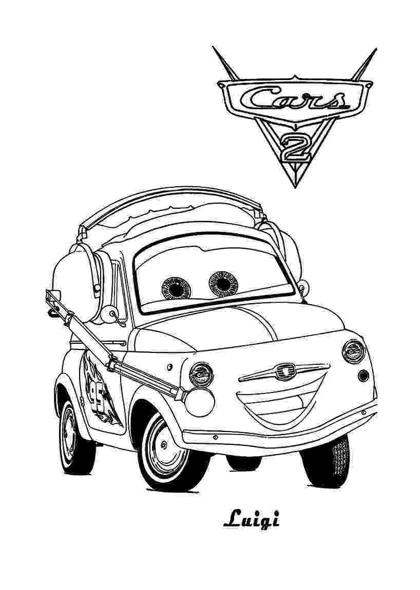 cars 2 colouring pages games cars 2 free to color for kids cars 2 kids coloring pages cars 2 colouring pages games