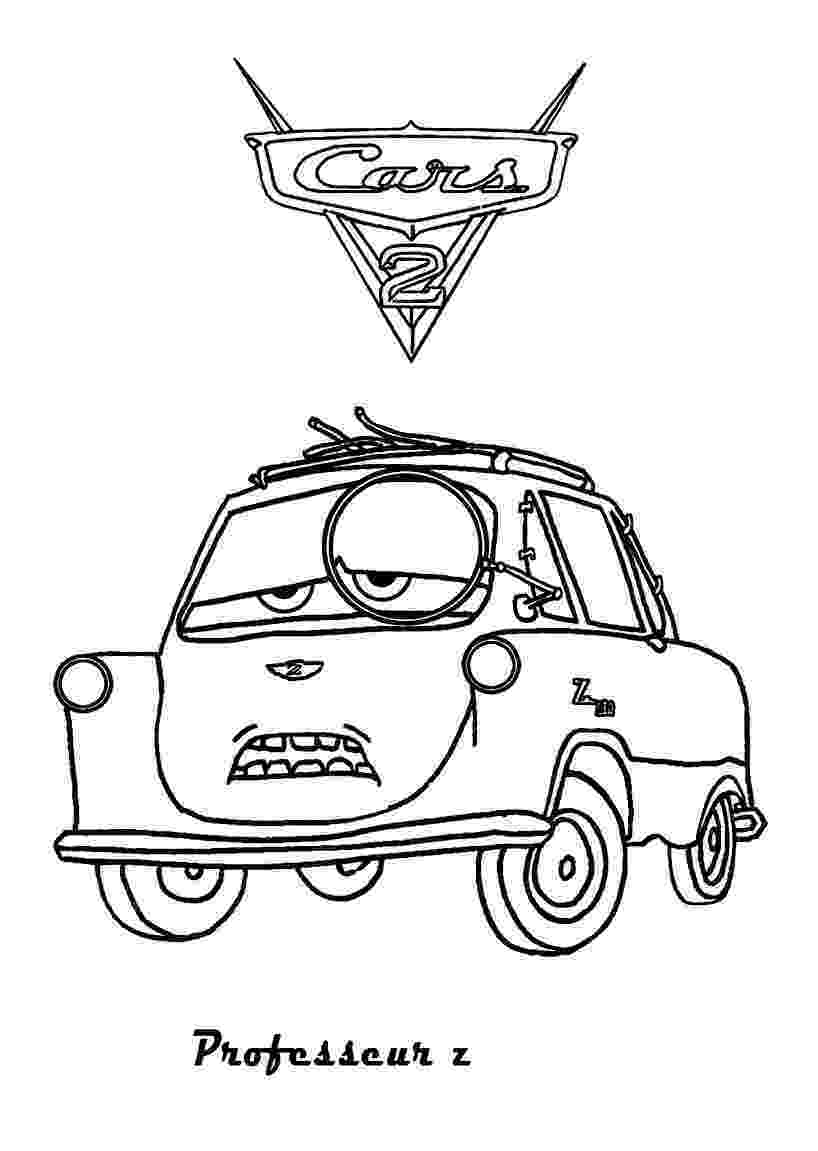 cars 2 colouring pages games cars 2 miguel camino coloring pages get coloring pages pages colouring cars 2 games