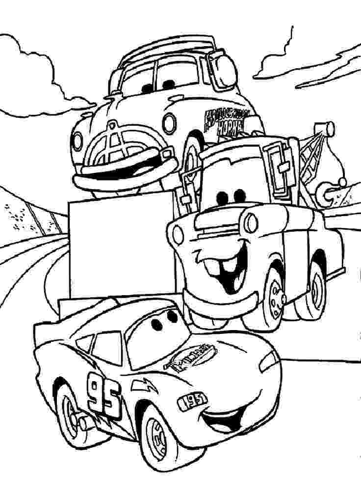 cars to color and print 41 best disney39s quotcarsquot party printables images on color and cars print to