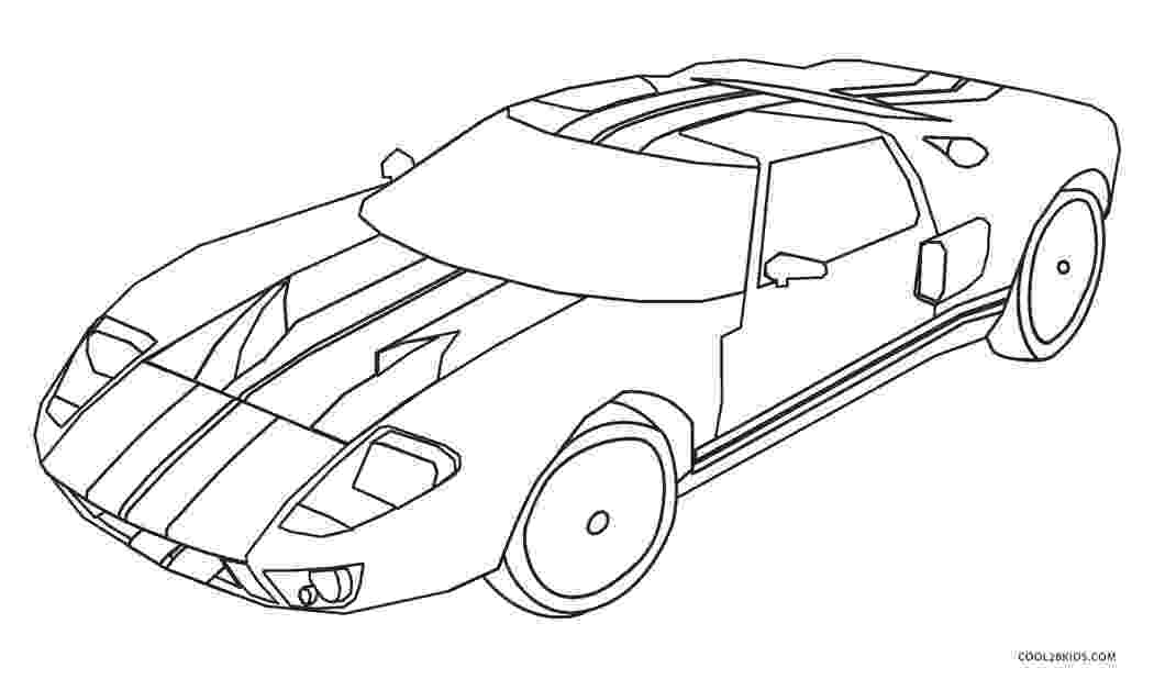 cars to color and print free printable race car coloring pages for kids and print to color cars