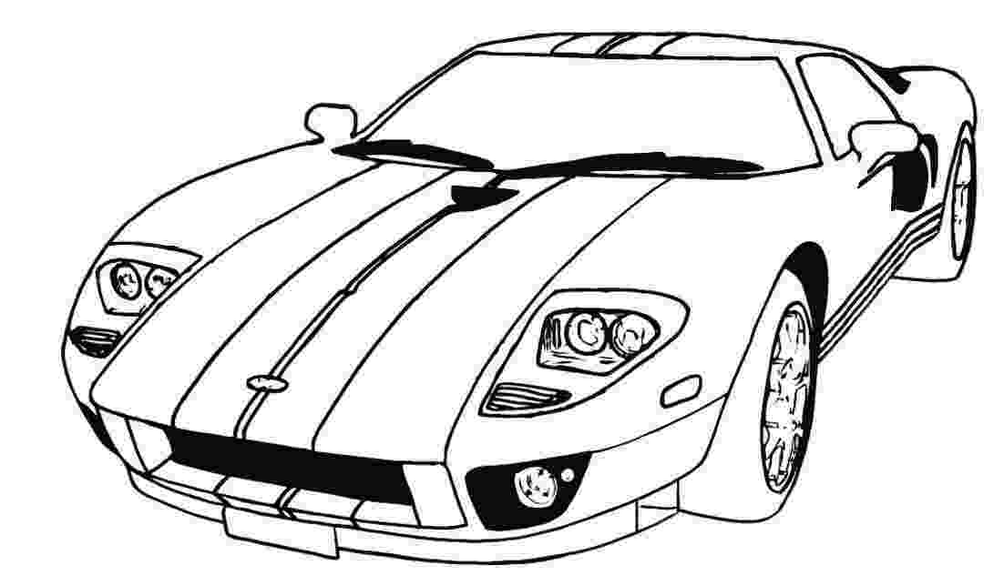 cars to color and print muscle car coloring pages to download and print for free print cars color to and